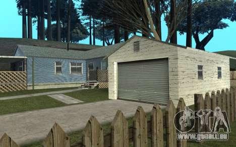 RoSA Project v1.3 Countryside pour GTA San Andreas septième écran
