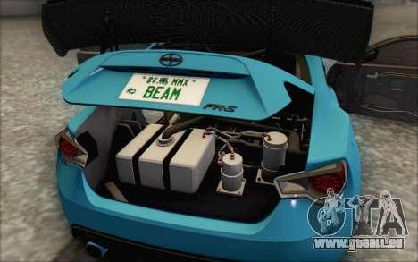 Scion FR-S 2013 Beam für GTA San Andreas