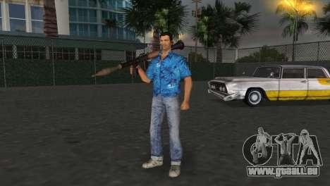 Ruskin RPG-7 GTA Vice City pour la troisième écran
