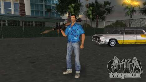 Ruskin RPG-7 für GTA Vice City dritte Screenshot