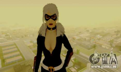 Catwoman pour GTA San Andreas troisième écran