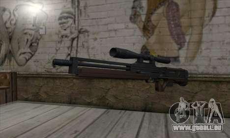 Walther WA2000 für GTA San Andreas