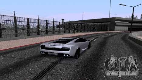 New Roads v2.0 für GTA San Andreas