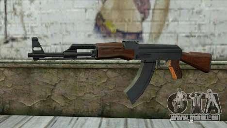 AK-47 Assault Rifle für GTA San Andreas