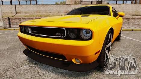 Dodge Challenger SRT8 2012 für GTA 4