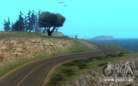 RoSA Project v1.3 Countryside pour GTA San Andreas
