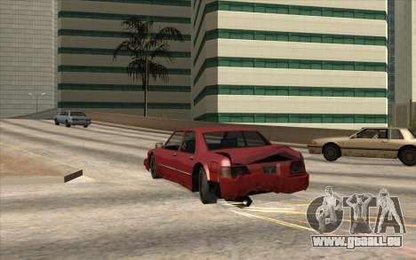 CLEO Fix Wheels pour GTA San Andreas deuxième écran