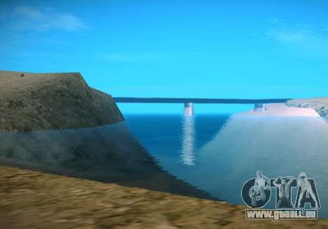 Light ENBSeries pour GTA San Andreas cinquième écran