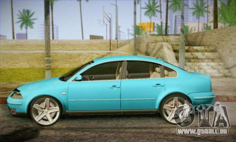 Volkswagen Passat für GTA San Andreas linke Ansicht