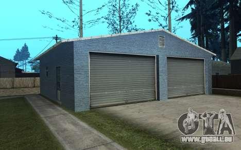 RoSA Project v1.3 Countryside pour GTA San Andreas huitième écran