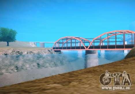 Light ENBSeries pour GTA San Andreas quatrième écran