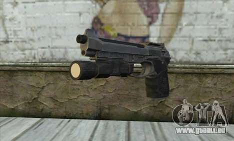 M9A1 From COD: Ghosts für GTA San Andreas