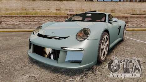 Ruf CTR3 pour GTA 4