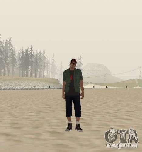 New Zero für GTA San Andreas