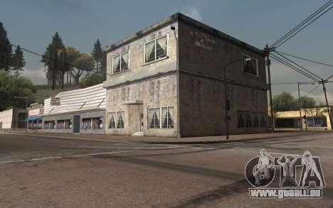 RoSA Project v1.3 Countryside pour GTA San Andreas neuvième écran