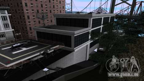 Neue Texturen SFPD für GTA San Andreas