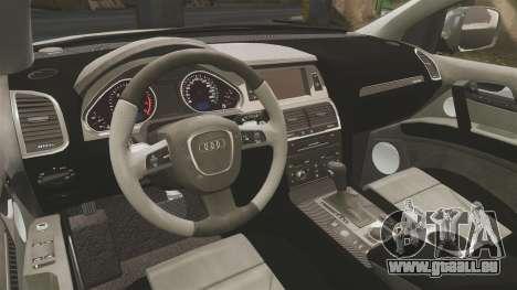 Audi Q7 FCK PLC [ELS] für GTA 4 Seitenansicht