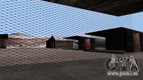 Mis à jour serpent ferme pour GTA San Andreas troisième écran