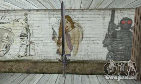 DMC 4 Rebelion pour GTA San Andreas
