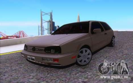ENBS V4 pour GTA San Andreas cinquième écran