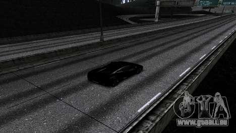 New Roads v2.0 pour GTA San Andreas cinquième écran