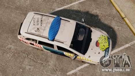 Audi Q7 FCK PLC [ELS] für GTA 4 rechte Ansicht