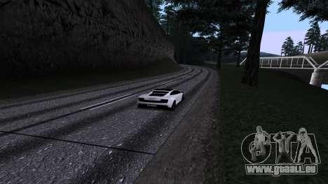 New Roads v2.0 für GTA San Andreas neunten Screenshot