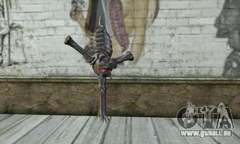 DMC 4 Rebelion pour GTA San Andreas deuxième écran