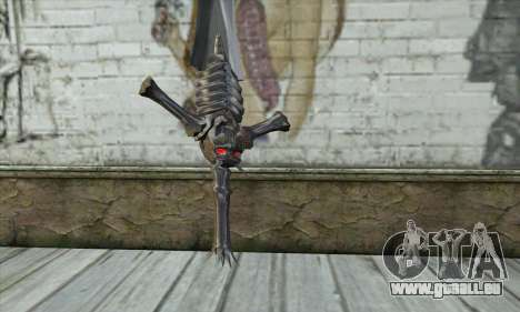 DMC 4 Rebelion für GTA San Andreas zweiten Screenshot