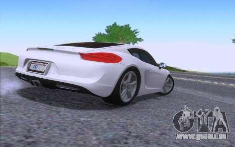 ENBS V4 pour GTA San Andreas troisième écran