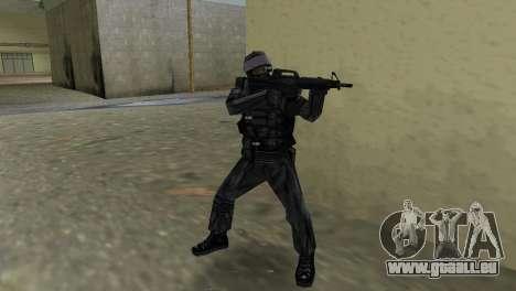 Chasseur de Spetsnaz russe de CS:CZ pour GTA Vice City