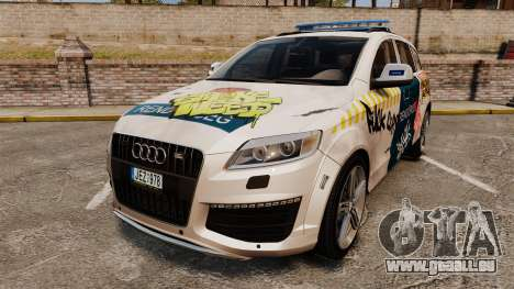 Audi Q7 FCK PLC [ELS] für GTA 4