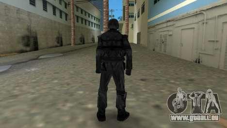 Chasseur de Spetsnaz russe de CS:CZ pour le quatrième écran GTA Vice City