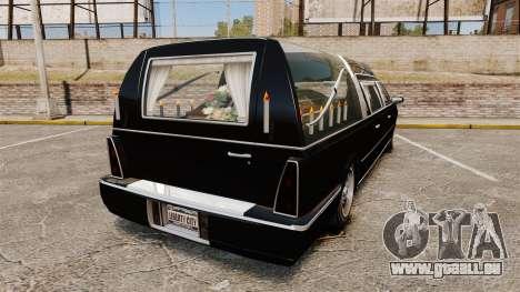 Albany Romero new wheels für GTA 4 hinten links Ansicht