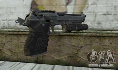 M9A1 From COD: Ghosts für GTA San Andreas zweiten Screenshot