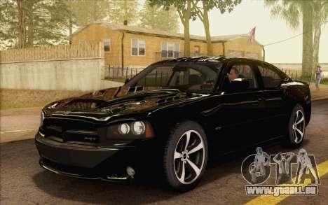 Dodge Charger SRT8 2006 pour GTA San Andreas
