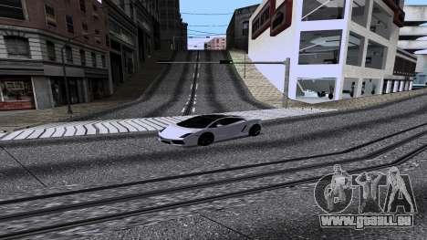 New Roads v2.0 pour GTA San Andreas septième écran