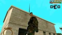 C-HUD Army