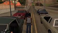 C-HUD By Stafford pour GTA San Andreas