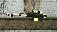 Golden Sniper Rifle
