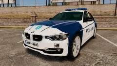 BMW F30 328i Finnish Police [ELS]