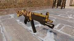 Le pistolet mitrailleur HK MP5 Automne Camos