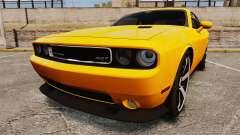 Dodge Challenger SRT8 2012 pour GTA 4
