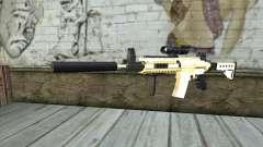 Golden M4A1