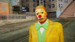 Le clown de GTA 5