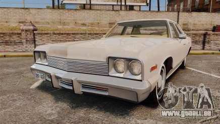 Dodge Monaco 1974 pour GTA 4