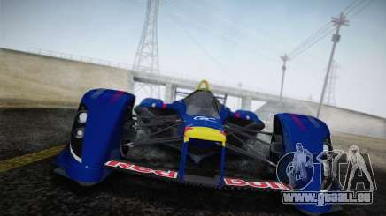 GT Red Bull X10 Sebastian Vettel für GTA San Andreas