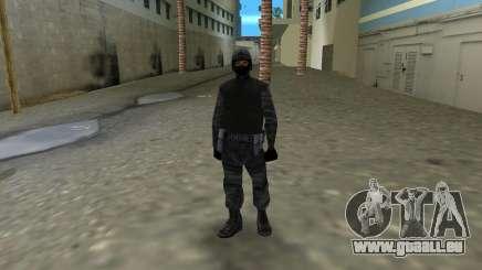 Kämpfer der Russischen Spetsnaz von CS:CZ für GTA Vice City