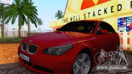 BMW 530xd für GTA San Andreas