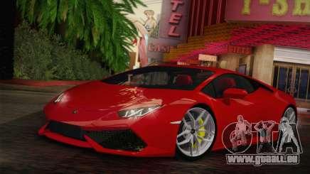 Lamborghini Huracan 2013 pour GTA San Andreas